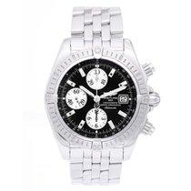 Breitling Chronomat Evolution Stainless Steel Watch