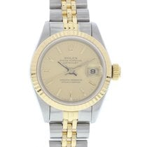 Rolex Oyster Perpetual Datejust 69173 w/ Papers