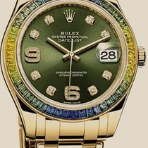 Rolex Pearlmaster 39 mm Yellow Gold