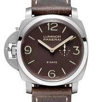 Panerai PAM 368 Luminor 1950 Left-handed 8 Days Titanio 47mm