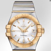 Omega CONSTELLATION QUARTZ 35 MM Acero - oro amarillo