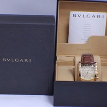 Bulgari Assioma Chronograph AA44 G CH 18K Yellow Gold Box...