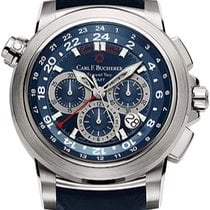 Carl F. Bucherer Patravi Traveltec GMT 00.10620.08.53.01
