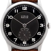Cyrus Mans Wristwatch Antimagnetic