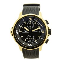 IWC Aquatimer Bronze Black Automatic IW379503