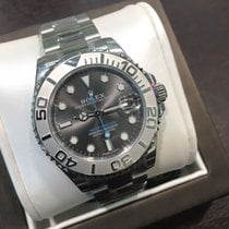 勞力士 (Rolex) 268622 Yacht-Master Grey Dial 37mm Lady