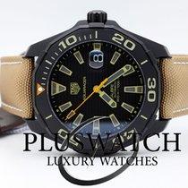 TAG Heuer Aquaracer 300M Calibre 5 Black Titanium Case  43mm T