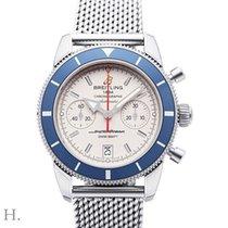 브라이틀링 (Breitling) Superocean Heritage Chronograph 44