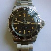 勞力士 (Rolex) Submariner No Date 5513 Meter First Dial