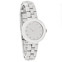 Movado Sapphire Series Diamond Swiss Quartz Ladies Watch 0606814