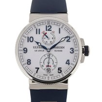 Ulysse Nardin Marine 43 Blue Rubber Chronometer