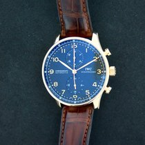 IWC Portugaise 3714 PG serviced