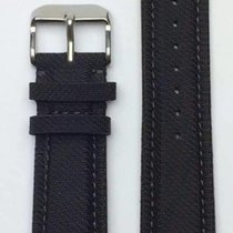 Graf Synthetikband schwarz 20mm