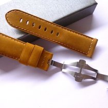 Handmade Bodhy 24/22mm Asso leather band With Clasp- 24mm...