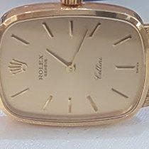 Rolex Cellini Oro 18kt  ref 4111 lady molto raro