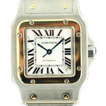 Cartier Santos XL acc-oro art. Ca186