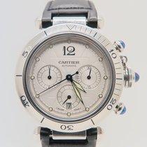 Cartier Pasha Chronograph Automatic Saphhire Back