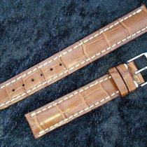 Breitling Crocoarmband 15/14mm Braun Np Über 550 Euro Neu...