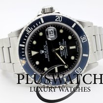 Rolex Submariner 16610 Ser . S 1994 JUST SERVICED 3476