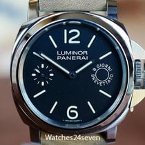 Panerai PAM 590 Luminor Marina 8 Days Acciaio North America 44mm