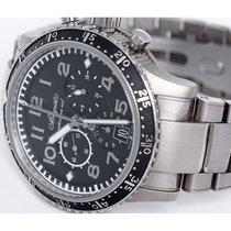 Breguet Type XX - XXI - XXII Steel Case Chronograph 3810tih2tz9