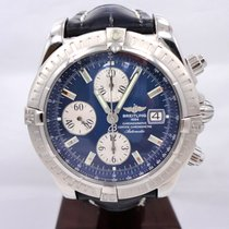 Breitling Windrider A13356 Chronomat Evolution Stainless Steel...