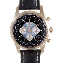 Breitling Transocean Chronograph 46 mm Watch RB0510U4/BB63