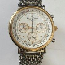 IWC Portofino Chronograph Gold Steel