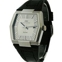 IWC 546105 Vintage Da Vinci - Automatic - Platinum on Strap...