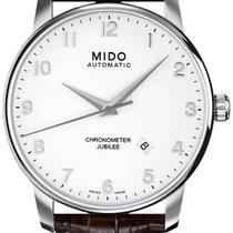 Mido Baroncelli II Chronometer Herrenuhr M8690.4.11.8