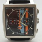TAG Heuer Monaco Gulf LTD edition 4000