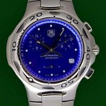 Ταγκ Χόιερ (TAG Heuer) Kirium CL1112 Chronograph Blue Dial