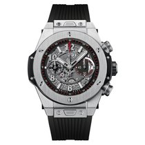 Hublot Big Bang Unico 45mm Automatic Titanium Mens Watch Ref...