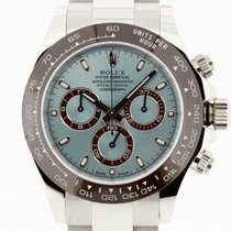 Rolex Daytona Platinum 116506 Box & Swiss Papers from...