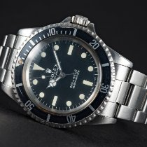 "Rolex OYSTER PERPETUAL SUBMARINER ""METERS FIRST"" DIAL"