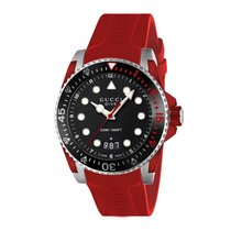 Gucci Herrenuhr Dive YA136309