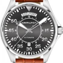 Hamilton Khaki Aviation H64615585 Herren Automatikuhr Sehr gut...
