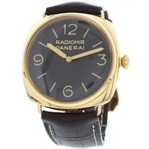 Panerai Radiomir 18K Rose Gold Watch PAM00379
