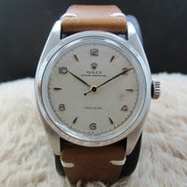 Rolex OYSTER PERPETUAL 6098 with Arabic Dial BIG Bubbleback...
