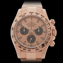 Rolex Daytona Everose 18k Rose Gold Unisex 116505 - W4247