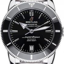 Breitling Superocean Héritage II Stahl Automatik Chronometer...