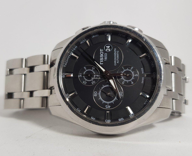 Tissot Couturier Automatic Ref T0356271605100 Por R 1693 Chronograph Para Vender Um Seller Na Chrono24