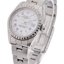 Rolex Used 79240 Ladys Date with Oyster Bracelet 79240 -...