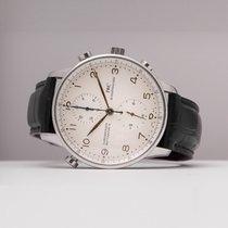 IWC Portuguese Chronograph Rattrapante IW371202