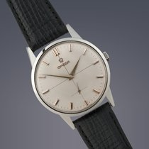 Omega Oversize stainless steel manual watch RARE DIAL