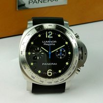 パネライ (Panerai) Luminor Regatta Chronograph Steel Limited...