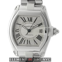 Cartier Roadster Collection Roadster Large Stainless Steel...