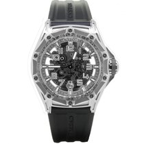 Cvstos Challenge-R45 Jetliner Stainless Steel Black Movement
