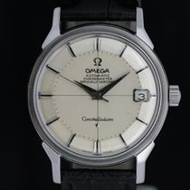 Omega Constellation chronometer Pie Pan automatic