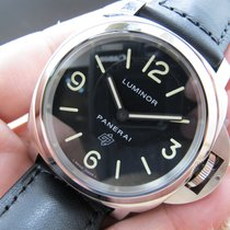 Panerai [NEW]  1000 LUMINOR BASE LOGO ACCIAIO – 44MM